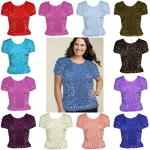 Coin Fishscale Short Sleeve 12 Pack Assortment