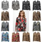 Silky Touch - Blouse Prints (S-L)