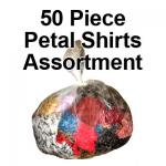 Fifty Pack Petal Shirts Assortments (See RM)