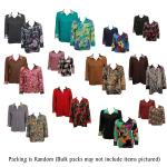 Fifty Pack Reversible Jacket Assortments (See RM)