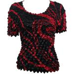 Swirl Black-Red
