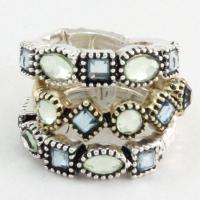 Jewelry - Rings - 1080 - Silver-Gold