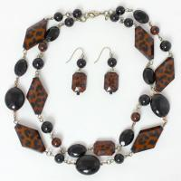 Overstock Jewelry - Animal Beaded - Leopard