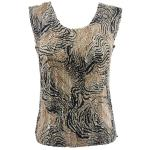 Magic Crush Silky Touch Sleeveless - Swirl Animal