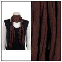 Scarves - String 1222 - Brown