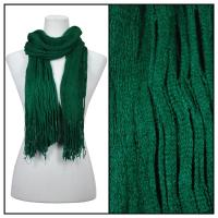 Scarves - Bohemian Knit Tubed 51679  - Hunter Green