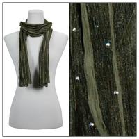 Scarves - Sequined 4118 - Green