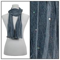 Scarves - Sequined 4118 - Grey
