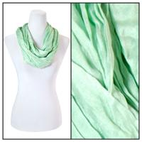 Infinity Scarves - Cotton/Silk Blend 100 - Avocado
