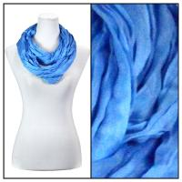 Infinity Scarves - Cotton/Silk Blend 100 - Sky Blue
