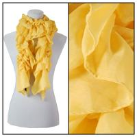 Scarves - Bohemian Solid 3171 - Yellow