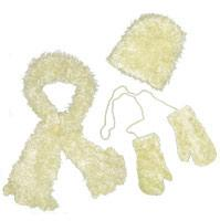 Gift Sets - Children's Magic Scarf - Baby Yellow Child's Set