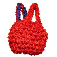 Carteras de Popcorn de lujo - Red - Purple