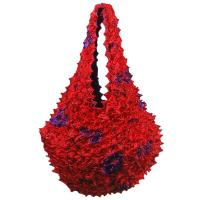 Carteras de Popcorn de lujo - Spike - Red Garden - Purple
