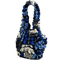 Carteras de Popcorn de lujo - Pop Art - Blue - Royal