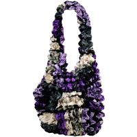 Carteras de Popcorn de lujo - Pop Art - Purple - Bright Purple