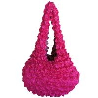 Carteras de Popcorn de lujo - Magenta - Abstract Pink-Red