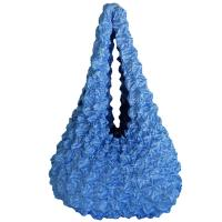 Popcorn Bags - Denim - Blue Blossoms