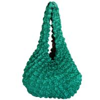 Carteras de Popcorn de lujo - Green - Poppies Green