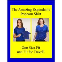 "Display and Merchandising - Popcorn Sign 8.5"" x 11"" (Free Limit 1 with Popcorn Order)"