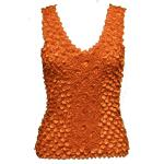 Coin Fishscale - Tank Top - Paprika