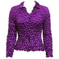 Coin - Cardigan - Purple