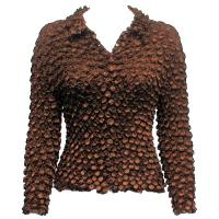 Coin - Cardigan - Brown