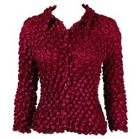 Coin - Cardigan - Burgundy