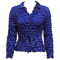 Coin - Cardigan - Royal