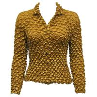 Coin - Cardigan - Gold