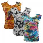 Origami Petal Shirts - Sleeveless