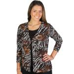 Slinky Travel Tops - Mock Cardigan*