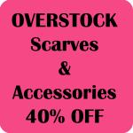 Overstock Scarves & Accessories - Sale