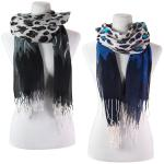 Scarves - Stylized Animal Print 1203