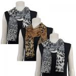 Scarves - Multi Animal
