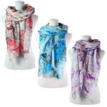Big Scarves - Self Fringe 1463