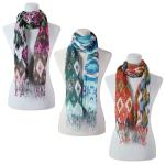 Scarves - Tribal 3055 (FINAL CLEARANCE)