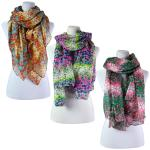 Big Scarves - Monet's Garden 7418