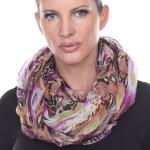 Infinity Scarves Wide - Snake Print 3062