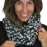 Infinity Scarves - Multi Diagonal 4306