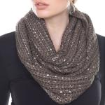 Infinity Scarves - Snow Day 1090*
