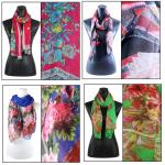 Silky Dress Scarves