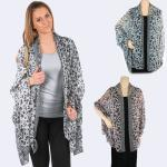 Big Scarves/Shawls - Animal Print 1004*