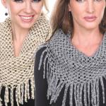 Infinity Scarves - Chenille Knit 7352