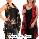 Crepe Vests (Style 2)