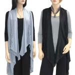 Vests - Solid w/ Lace Detail SN452 (Style 2)*