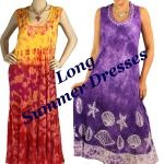 Long Summer Dresses