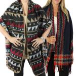 Winter Shawls - Prints