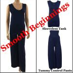 Smooth Beginnings (SmoothWear Sleeveless + Pants)
