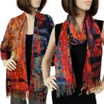 Art Design Shawls (Without Buttons)